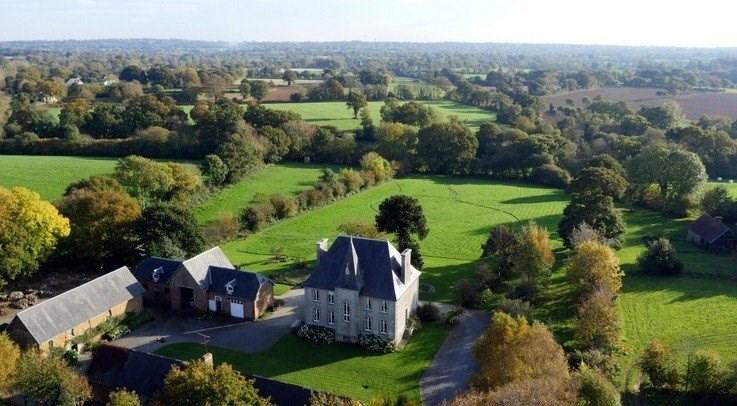 Immobile residenziali di prestigio casa Coutances 798000€ - Fotografia 1