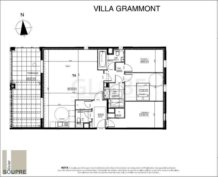 Deluxe sale apartment Biarritz 895000€ - Picture 1