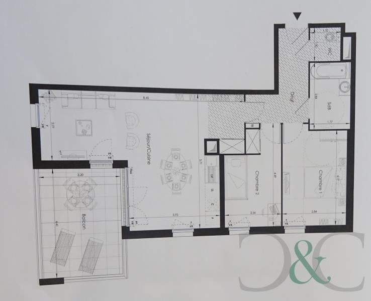 Vendita appartamento La londe les maures 369000€ - Fotografia 3