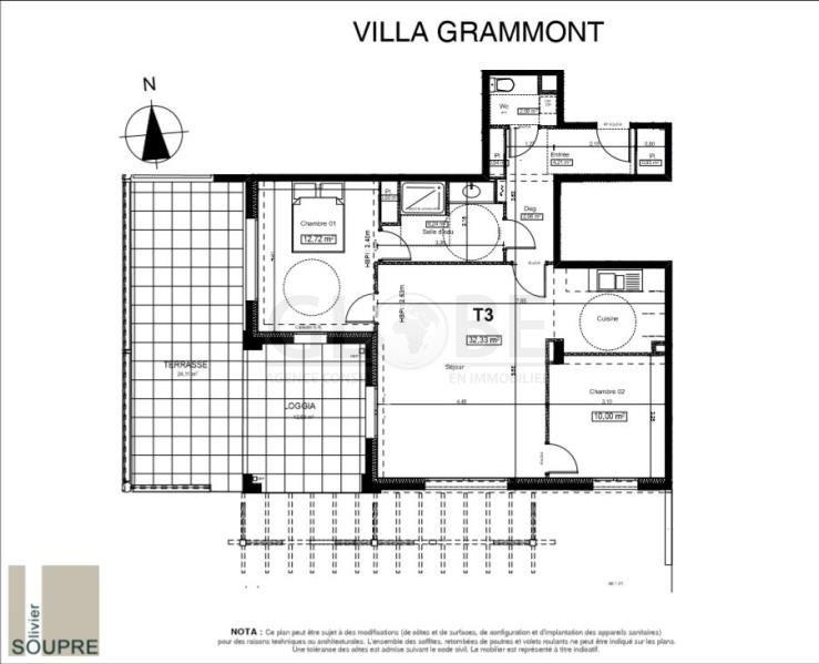 Vente de prestige appartement Biarritz 669000€ - Photo 2