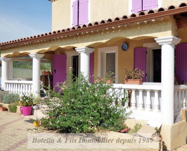Verkoop  huis Bagnols sur ceze 262000€ - Foto 2