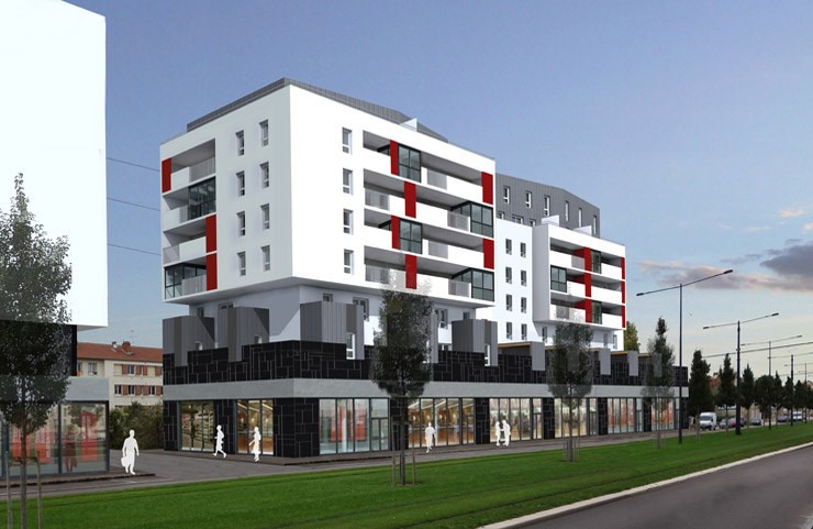 Location appartement Dijon 730€ CC - Photo 7