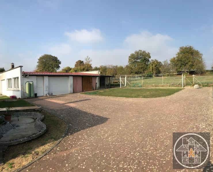 Vente maison / villa Thourotte 198000€ - Photo 5
