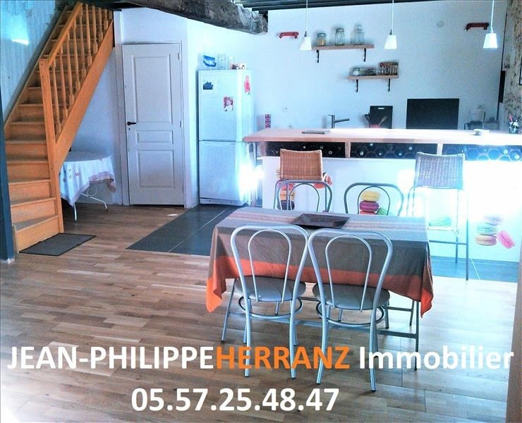 Vente maison / villa Libourne 115000€ - Photo 1
