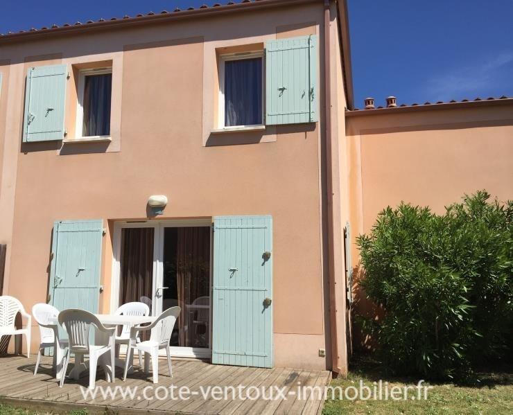 Investment property house / villa Aubignan 125000€ - Picture 2