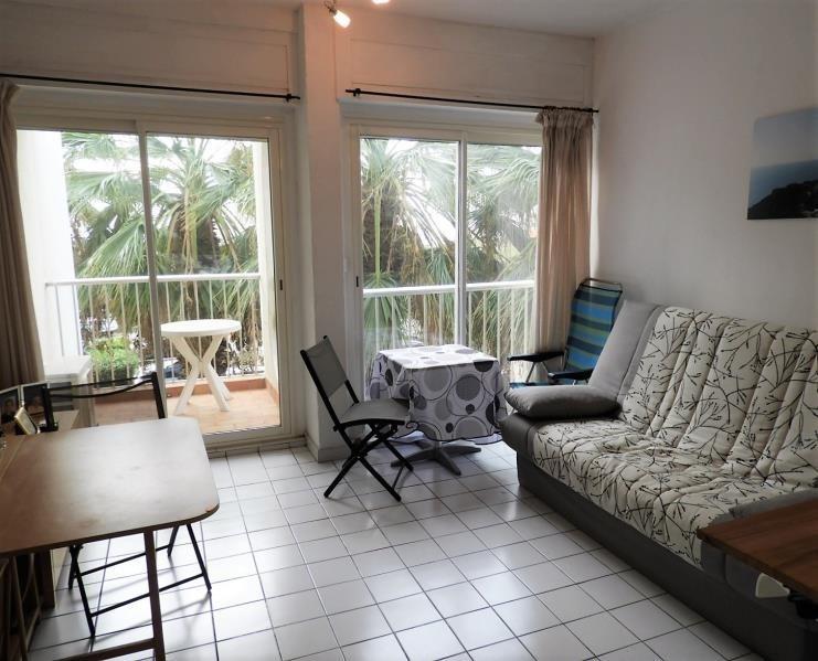 Sale apartment Grande motte 137000€ - Picture 2