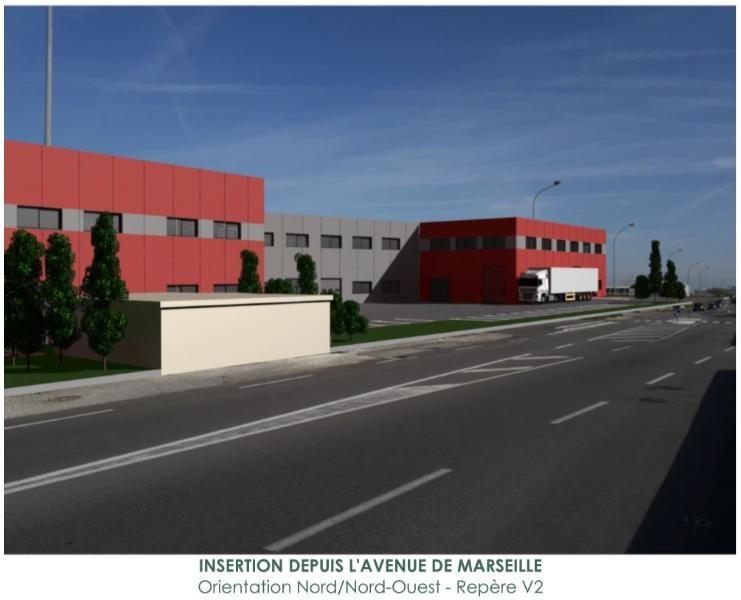 Verhuren  kantoren Valence 90€ CC - Foto 2