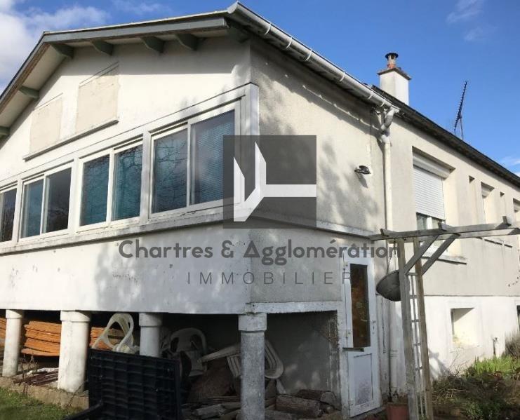 Vente maison / villa Courville sur eure 141000€ - Photo 2