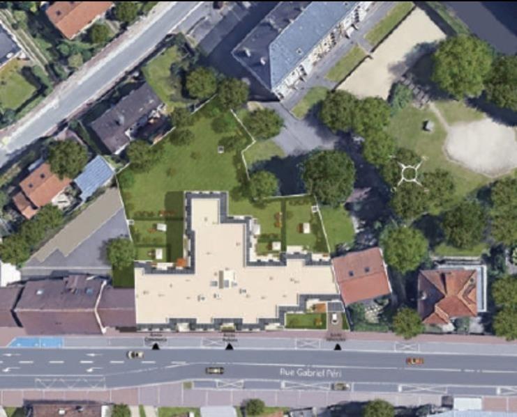 Sale apartment St cyr l ecole 479100€ - Picture 5