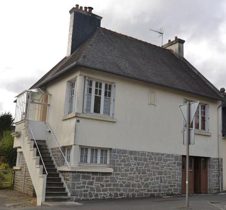 Sale house / villa Saint nicolas du pelem 36500€ - Picture 1