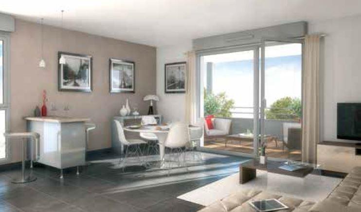 Venta  apartamento Cugnaux 228000€ - Fotografía 1