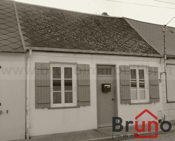 Venta  casa Le crotoy 169700€ - Fotografía 1