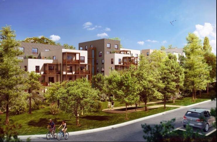 Verkoop  appartement Massy 232000€ - Foto 2