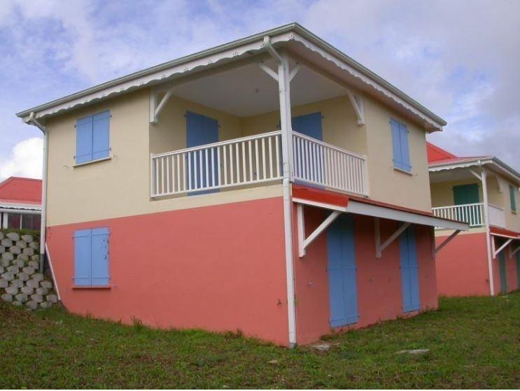 Rental house / villa Le morne rouge 760€ CC - Picture 1