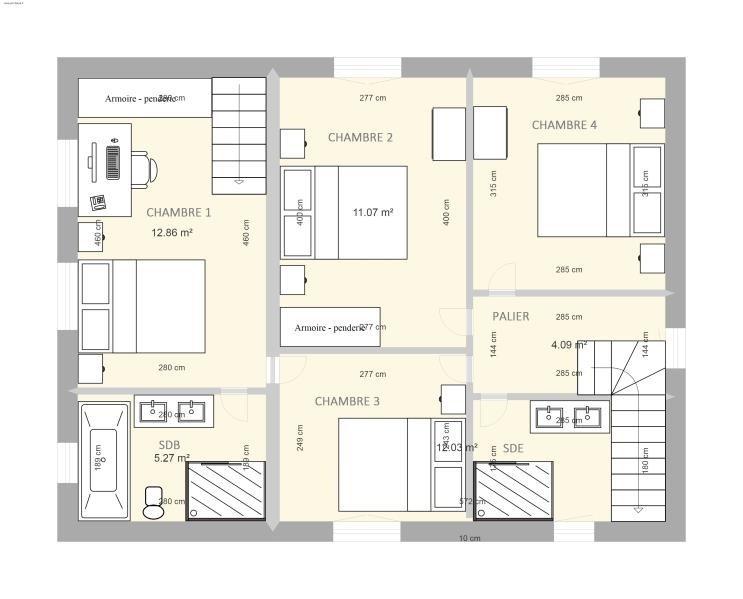 Vente maison / villa Angouleme 175000€ - Photo 6