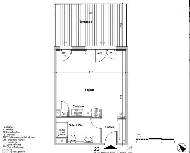Vente appartement La teste de buch 189000€ - Photo 2