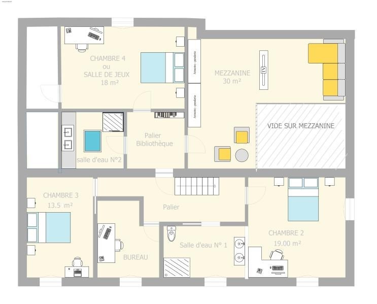 Vente maison / villa Hiersac 249900€ - Photo 8
