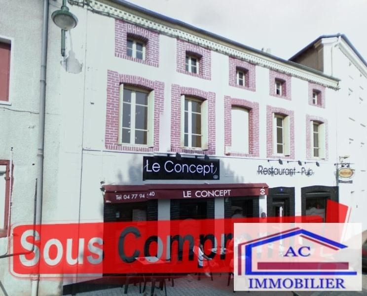 Vente immeuble Montrond les bains 90000€ - Photo 1