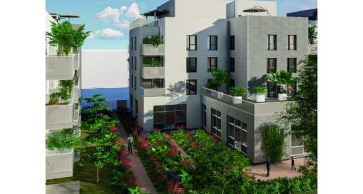 Vente de prestige appartement Lyon 8ème 813000€ - Photo 1