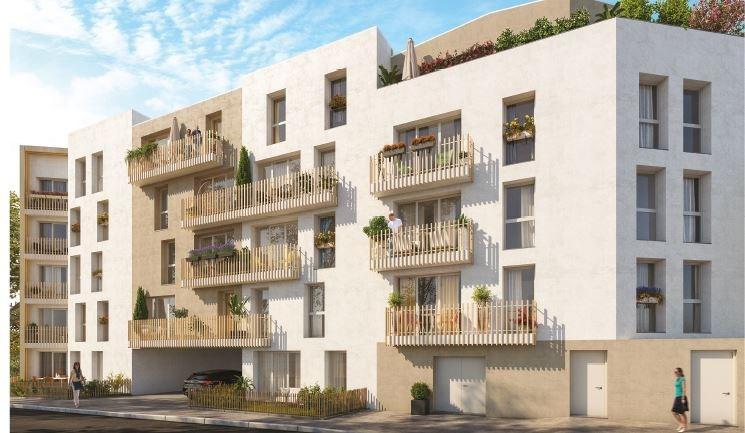 Appartement à Aytré 3 pièce (s) 62.19 m²