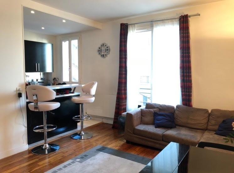 Vente appartement Asnieres sur seine 420000€ - Photo 1