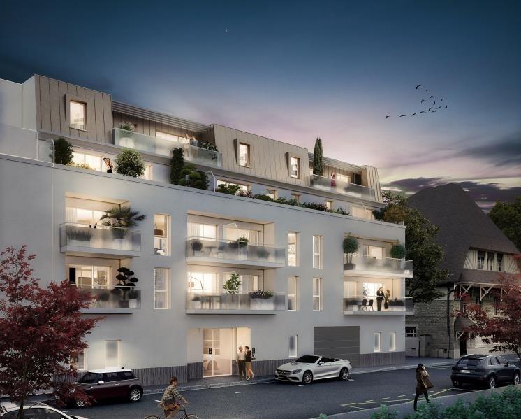 Vendita appartamento Caen 204000€ - Fotografia 1