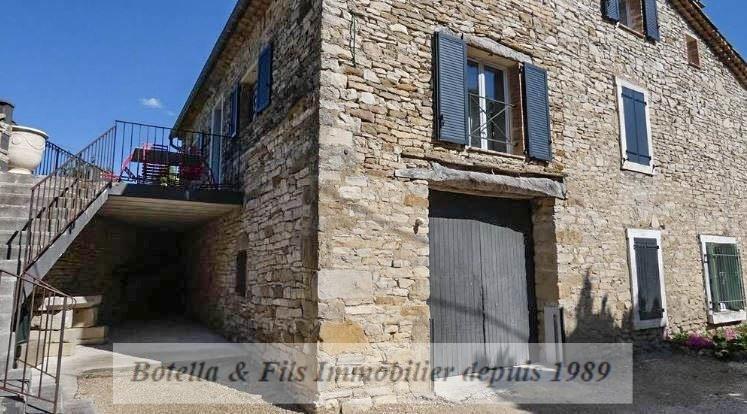 Venta  casa Uzes 472500€ - Fotografía 2