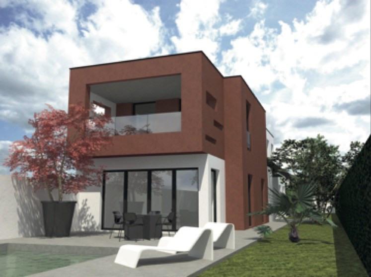 Maison Contemporaine - 172 m² - 4 ch