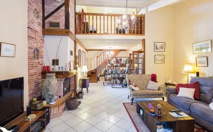 Sale house / villa Samatan 208500€ - Picture 6
