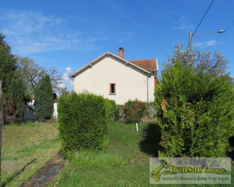 Vente maison / villa Puy guillaume 69760€ - Photo 2