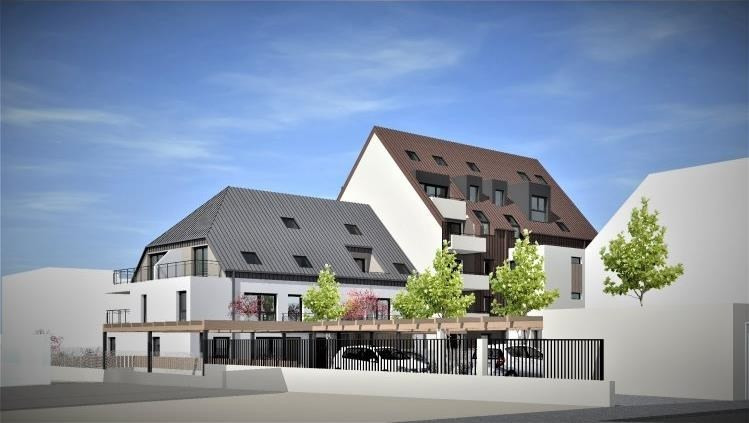 Vente appartement Bischheim 385 200€ - Photo 3