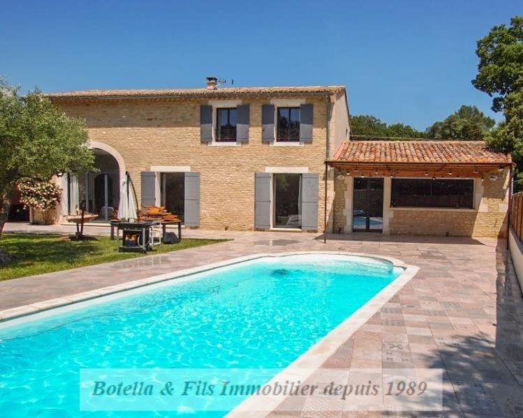 Deluxe sale house / villa Uzes 730000€ - Picture 15
