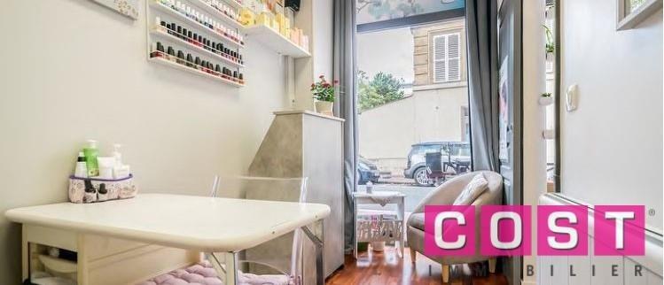Verhuren  winkel Levallois-perret 1100€ HT/HC - Foto 1
