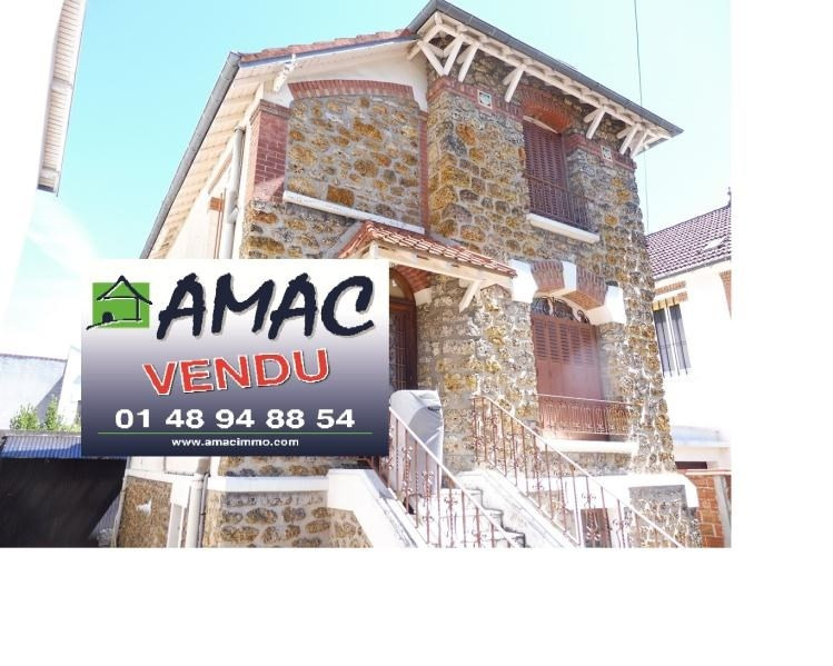 Vente maison / villa Villemomble 339 000€ - Photo 1