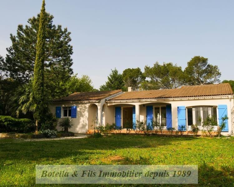 Venta  casa Connaux 275000€ - Fotografía 1