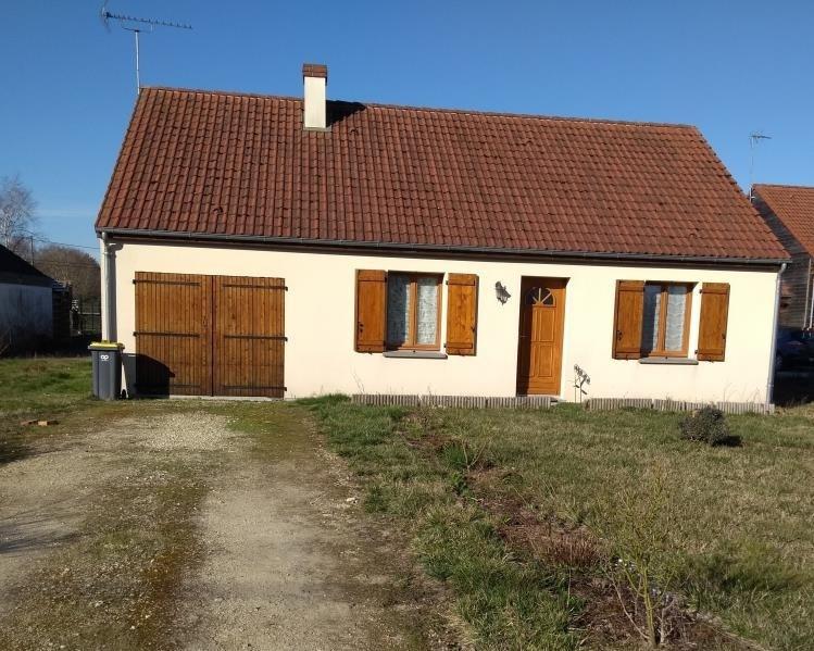 Vente maison / villa Tigy 147000€ - Photo 1
