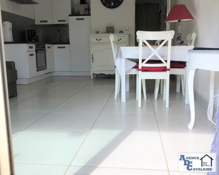 Sale apartment Cavalaire sur mer 241000€ - Picture 4
