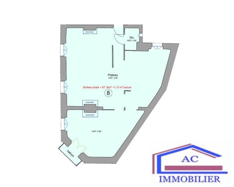 Vente appartement St etienne 40000€ - Photo 2