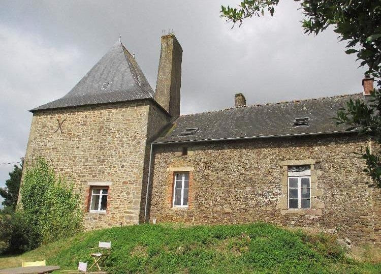 Sale house / villa La chapelle janson 88 400€ - Picture 1