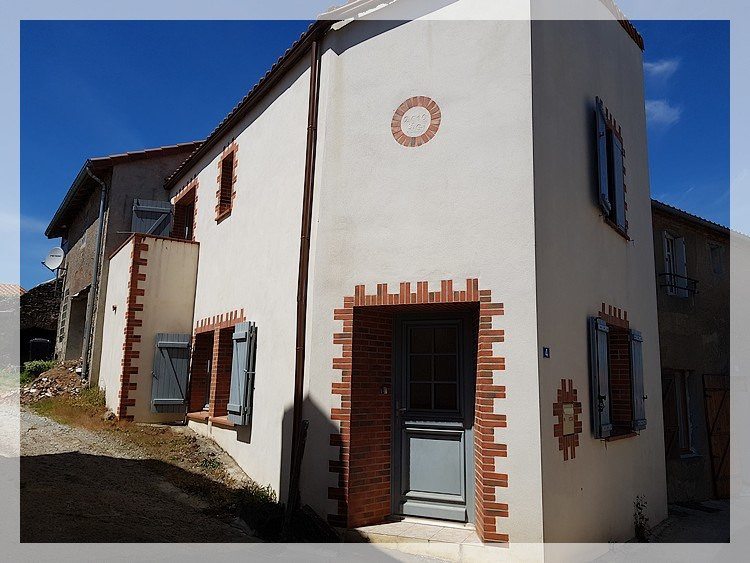 Location maison / villa Bouzille 520€ CC - Photo 1