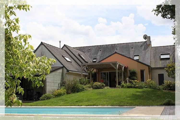 Sale house / villa Belligné 324880€ - Picture 1