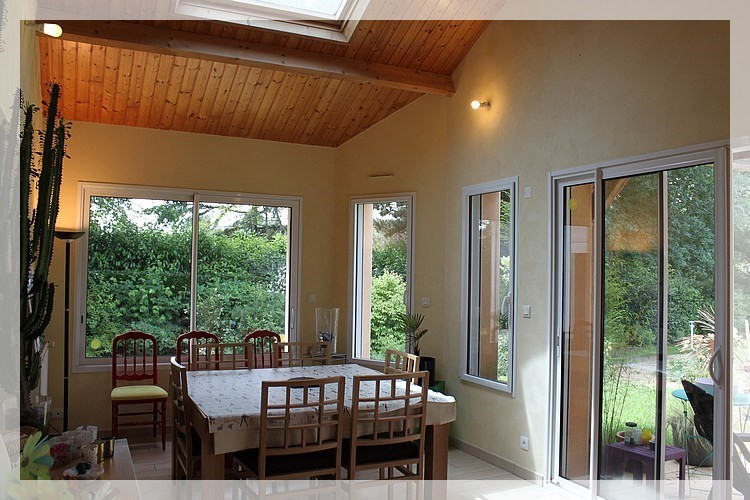 Sale house / villa Belligné 324880€ - Picture 2