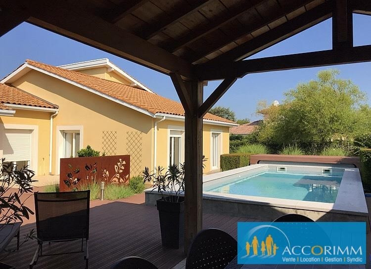 Deluxe sale house / villa Ternay 590000€ - Picture 1