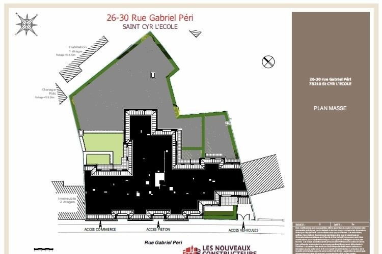 Sale apartment St cyr l ecole 479100€ - Picture 6