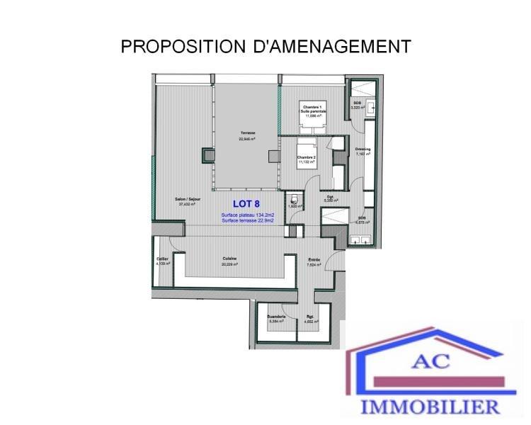 Vente loft/atelier/surface St victor sur loire 116000€ - Photo 2