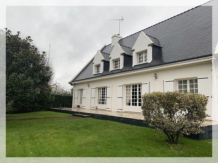 Sale house / villa St mars la jaille 230560€ - Picture 1