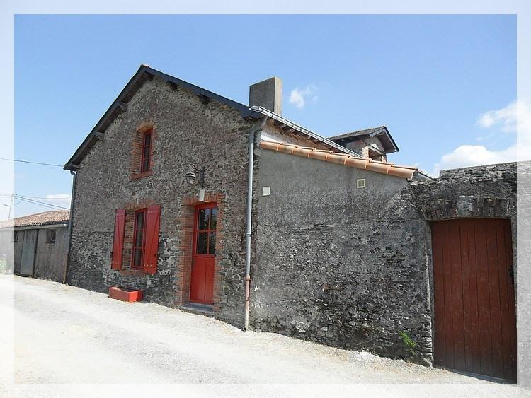 Rental house / villa Oudon 870€ CC - Picture 1