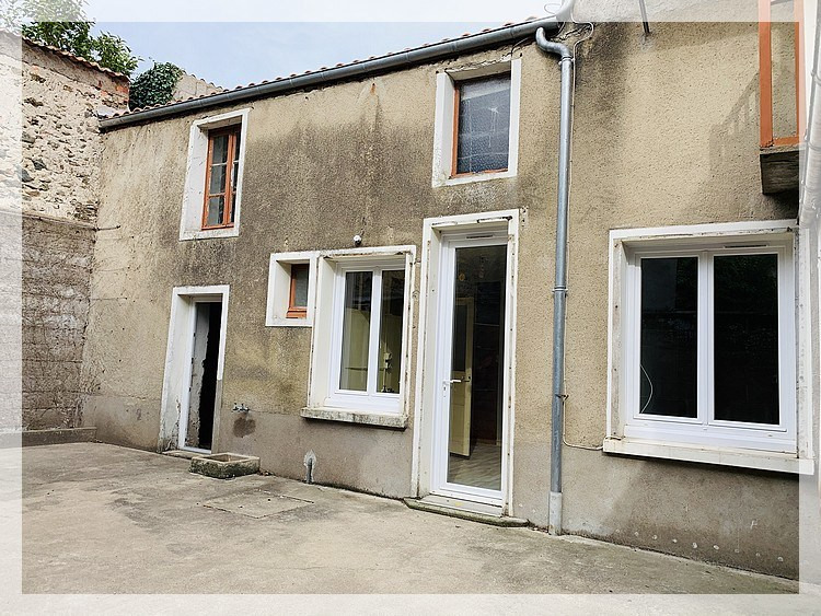 Sale house / villa Mauges sur loire 119 520€ - Picture 1
