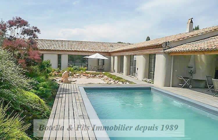 Verkoop van prestige  huis Uzes 799900€ - Foto 16