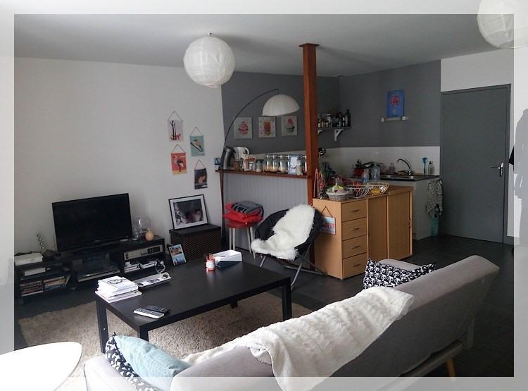Rental apartment Ancenis 500€ CC - Picture 1